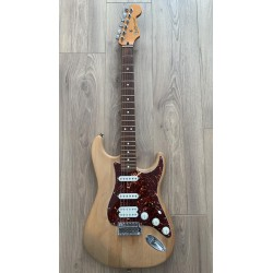 Fender Standard Fat Strat HSS Seymour Duncan Bridge