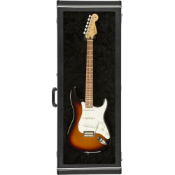 Guitar Display Case, Black