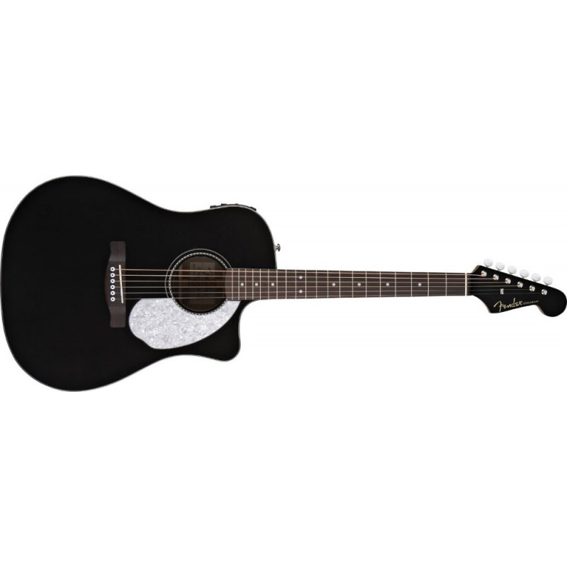 Fender Sonoran SCE Black - 096-8604-006