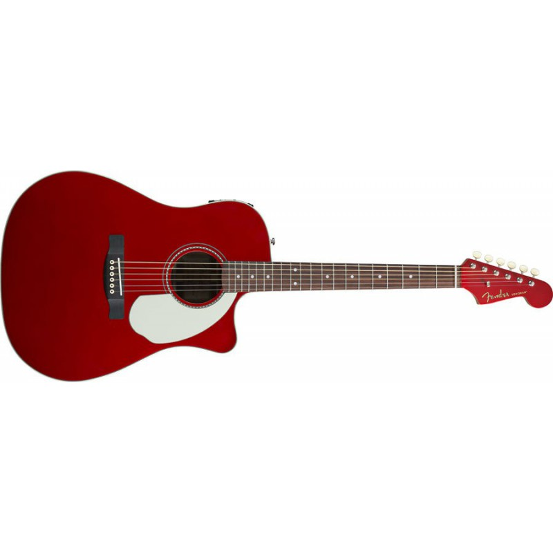 Fender Sonoran SCE Candy Apple Red - 096-8604-009