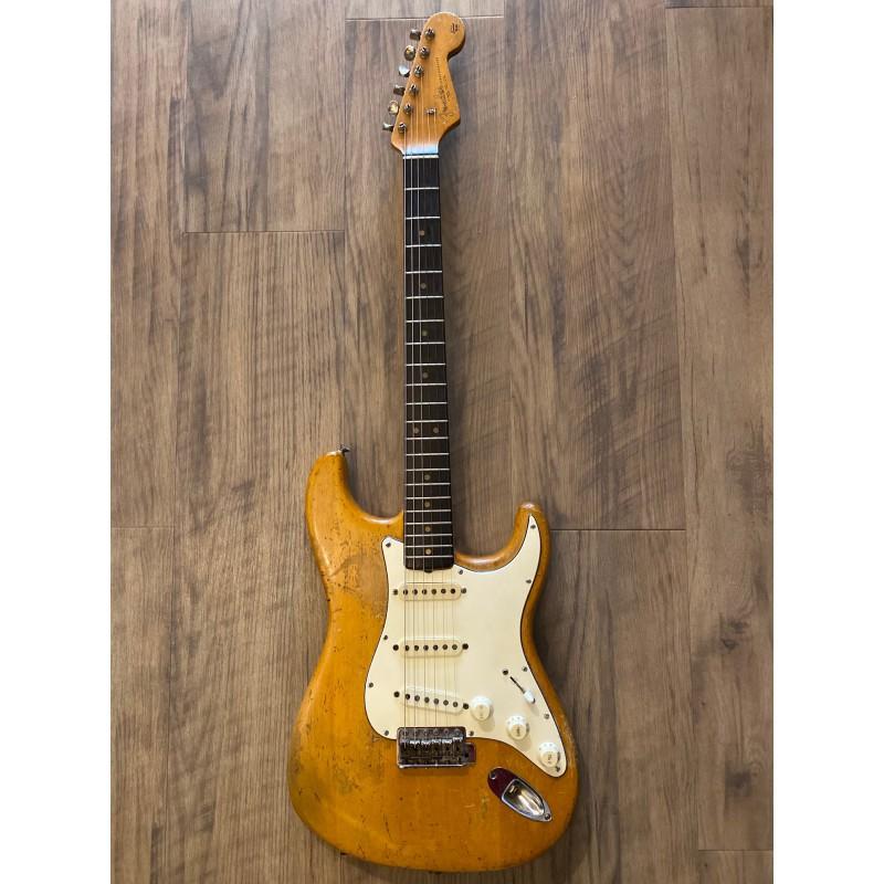 Fender Stratocaster Serie L 1964 Occasion - Guitare Vintage Rare de collection