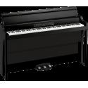 88 notes, Bluetooth, noir avec stand