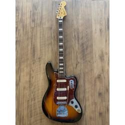 Classic Vibe Bass VI, Laurel Fingerboard, 3-Color Sunburst