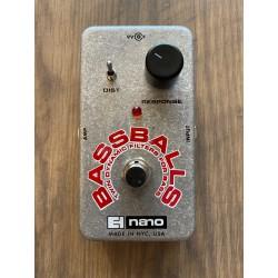 Electro Harmonix Pédale Fuzz Bass