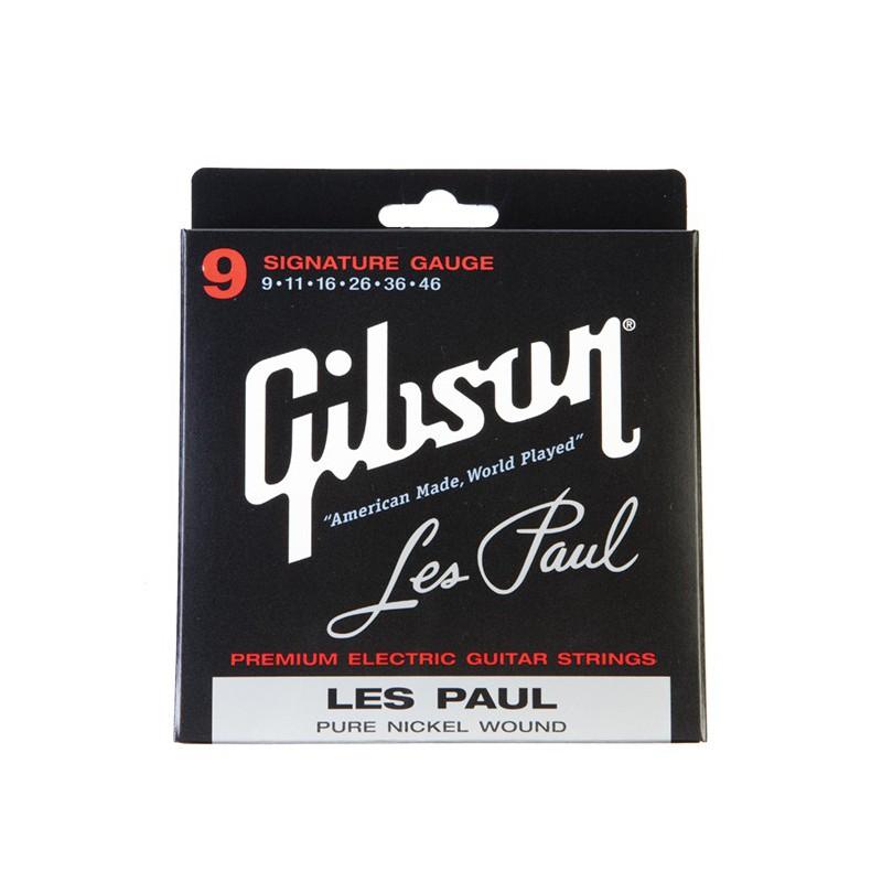 Gibson Les Paul Signature 09-46 - Cordes Guitare Electrique