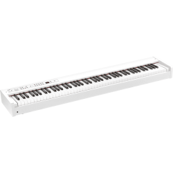 Piano numérique, 88 notes, blanc
