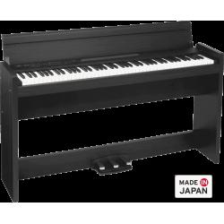 Korg LP380-RWBK 88 notes, couleur ébène avec stand