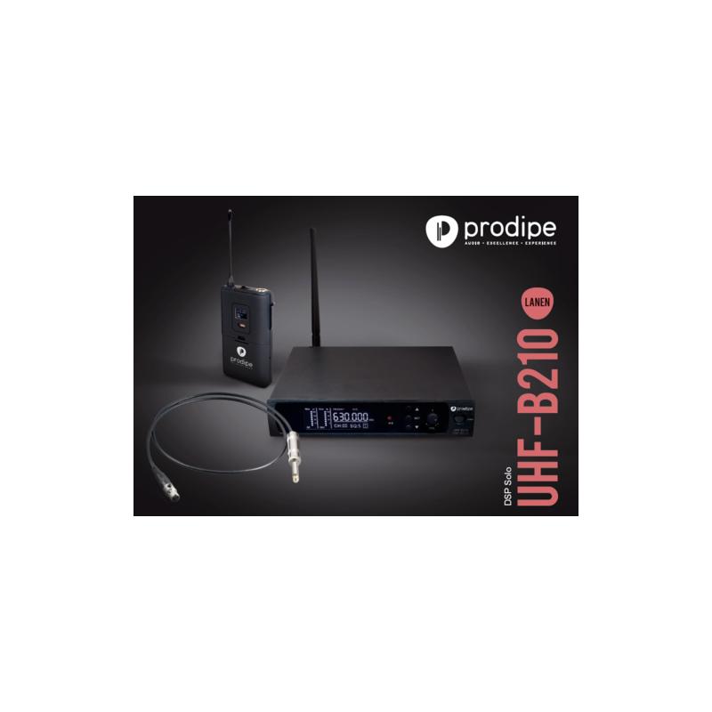 Prodipe PACK UHF DSP GB210 LANEN