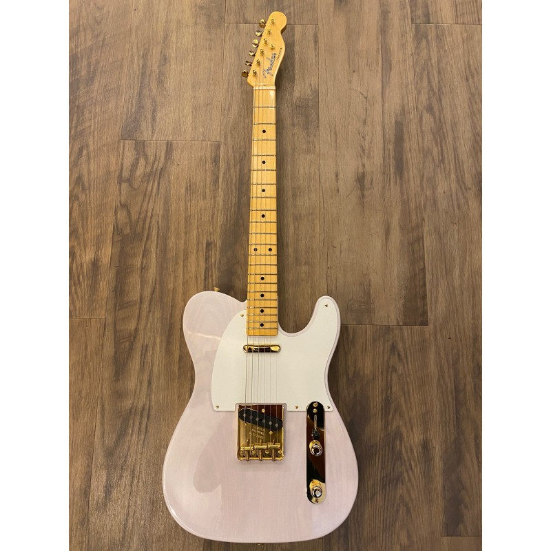 Fender Limited Edition American Original 50s Telecaster, Maple Neck, White Blonde