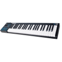 V49 USB MIDI 49 notes 8 pads