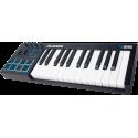V25 USB MIDI 25 notes 8 pads