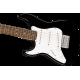 Squier Mini Stratocaster® gaucher, Laurel Fingerboard, Noir