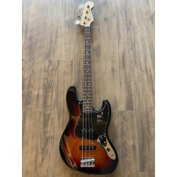 Fender American Performer Jazz Bass®, Rosewood Fingerboard, 3-Color Sunburst