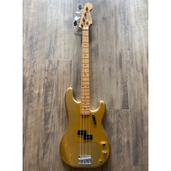 Fender American Original '50s Precision Bass®, Maple Fingerboard, Aztec Gold