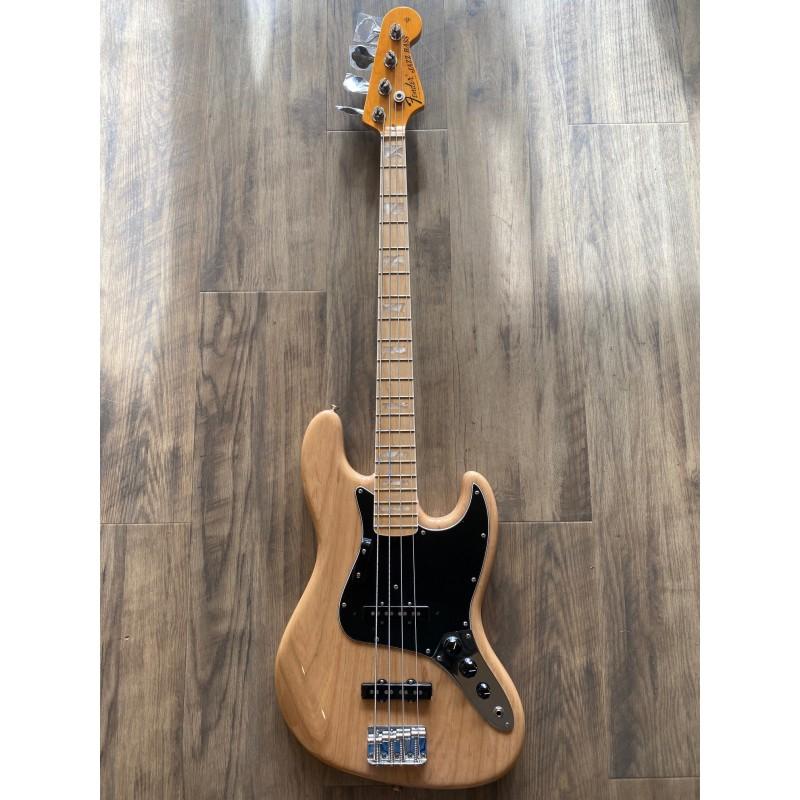 Fender Jazz Bass® American Original '70s - Natural