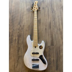 Sire V7 Vintage Swamp Ash-5 WB MN Finition White Blond