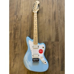 Mini Jazzmaster® HH, Maple Fingerboard, Daphne Blue