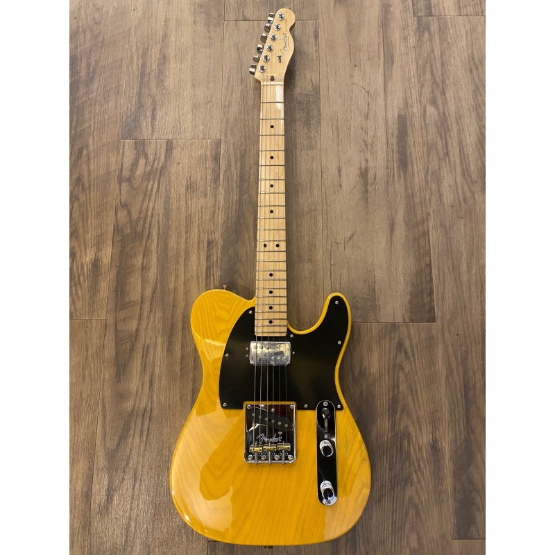 Fender Limited Edition American Pro Telecaster®, Maple Fingerboard, Butterscotch Blonde