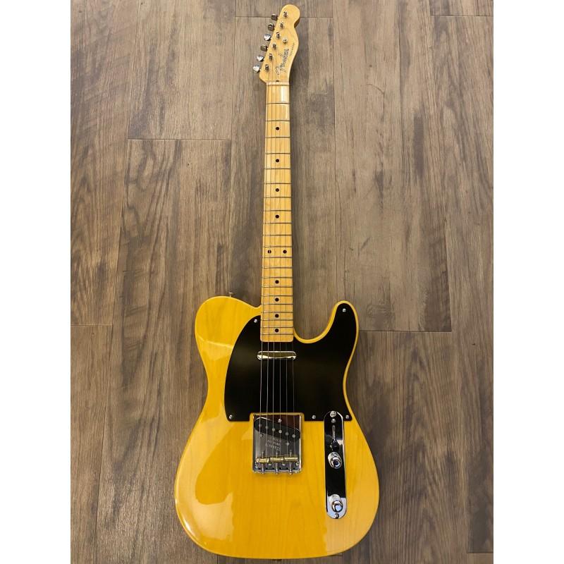 Fender American Original '50s Telecaster®, Maple Fingerboard, Butterscotch Blonde