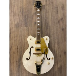 G5422TDCG Electromatic® DC Bigsby® Snow Crest White