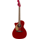 Newporter Player LH, Walnut Fingerboard, Candy Apple Red