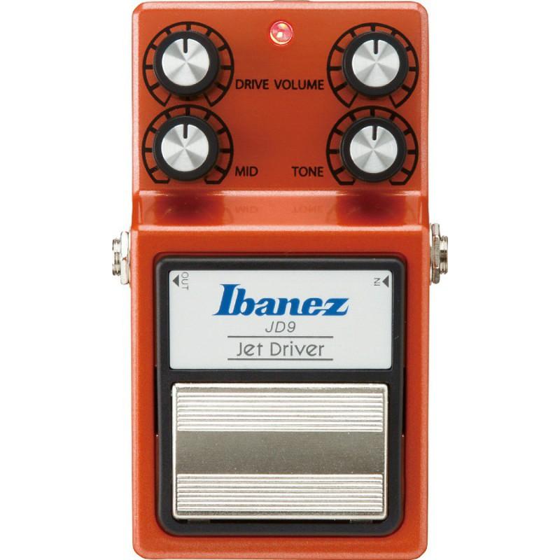 Ibanez JD9 Jet Drive - Pédale Distortion