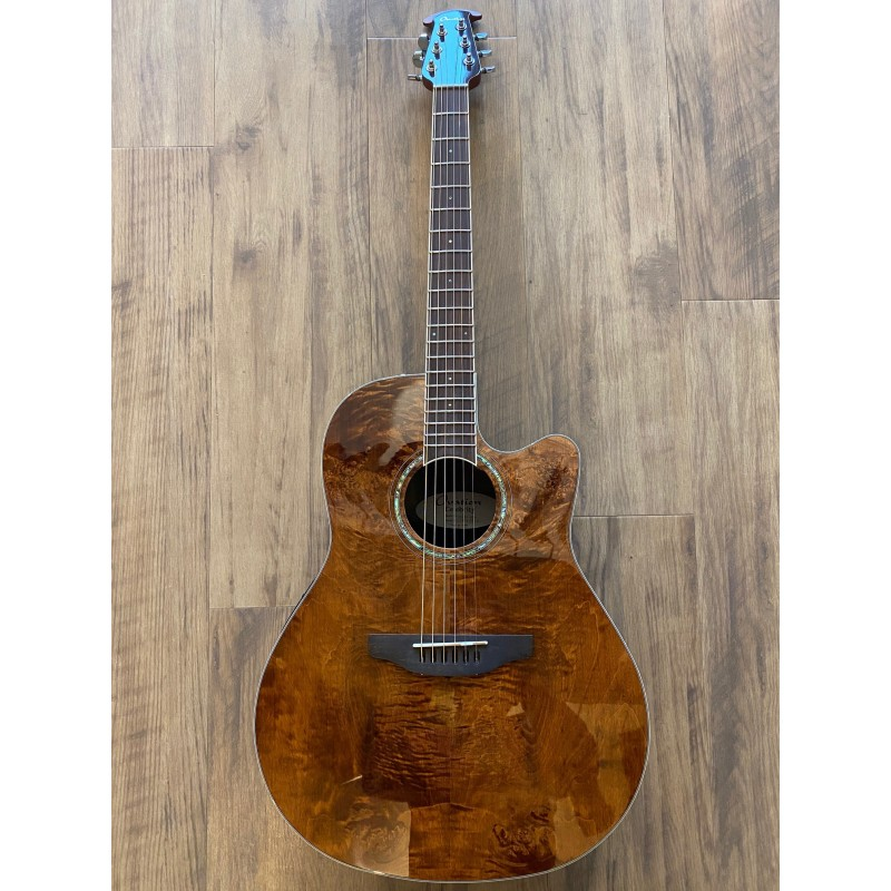 Ovation CS24P-NBM Celebrity Standard Plus Mid Cutaway