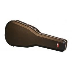 ABS Deluxe Guitare Jumbo