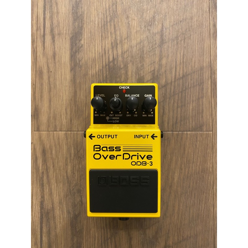 Boss ODB-3 - Overdrive Basse