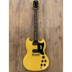 Albatroz '65-2 P90 TV Yellow Aged