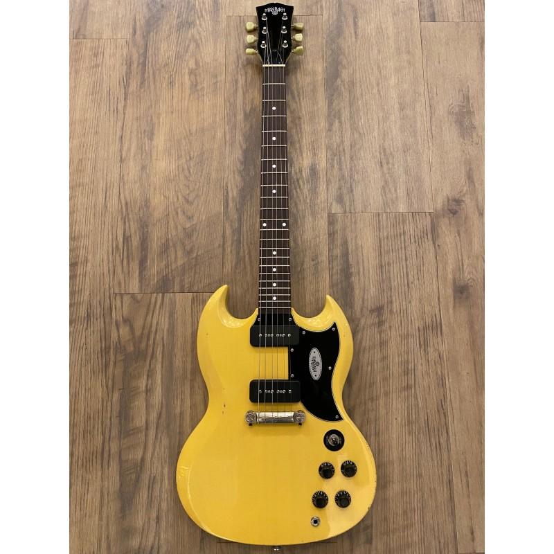 Maybach Albatroz '65-2 P90 TV Yellow Aged