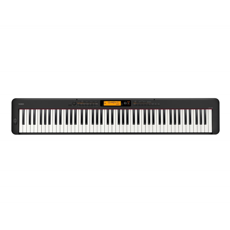 Casion Pianos Compact CDP-S350BK