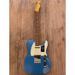 Fender Vintera® '60s Telecaster® Modified, Pau Ferro Fingerboard, Lake Placid Blue