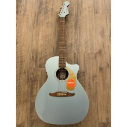 Newporter Player, Walnut Fingerboard, Ice Blue Satin