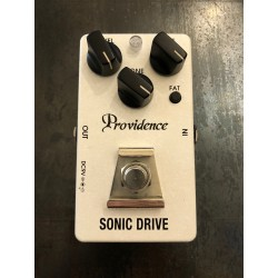 SDR-5 Sonic Drive - Pédale Overdrive
