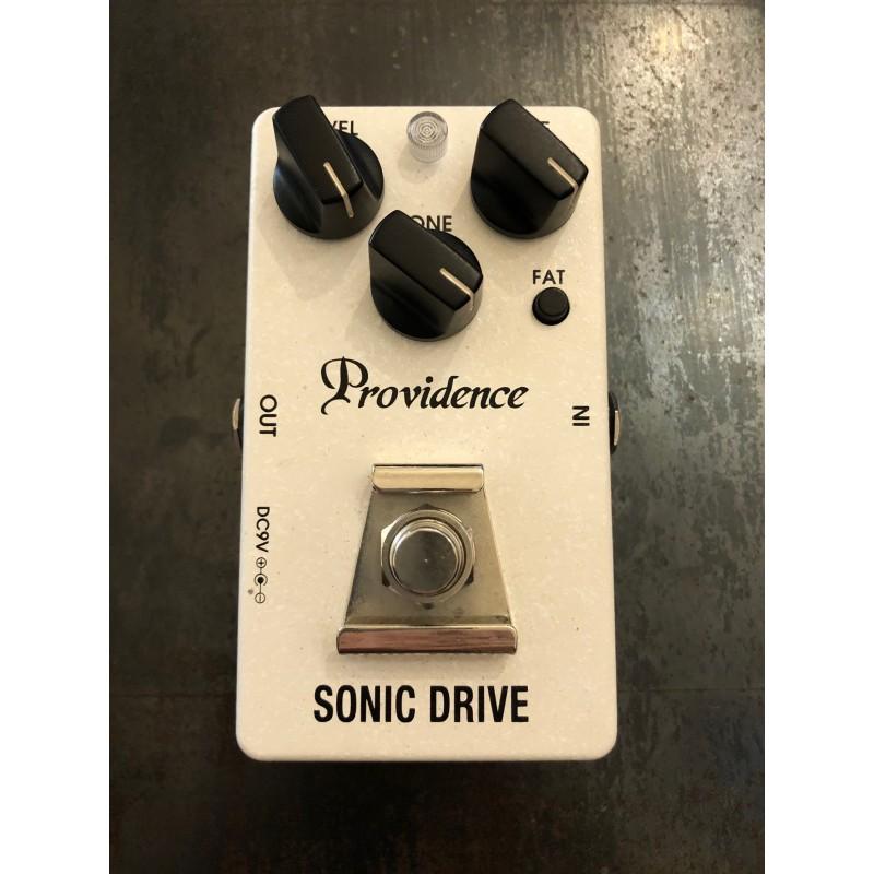 Providence SDR-5 Sonic Drive Pédale Overdrive
