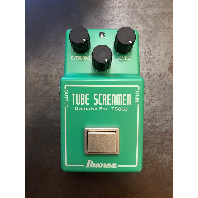 Ibanez TS808 - Tube Screamer Classic Reissue