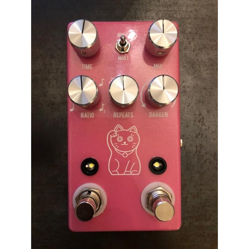 JHS Lucky Cat Pink