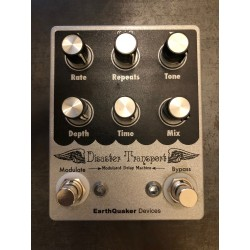 EarthQuaker Devices Disaster Transport - Pédale Délai et Modulation