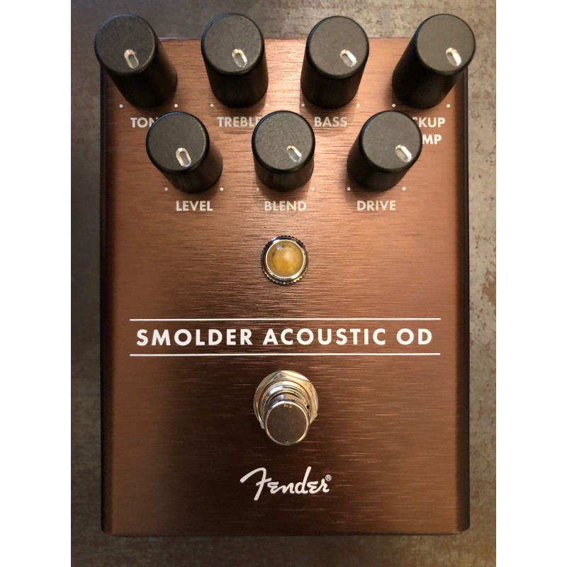 Fender ® Acoustic Overdrive