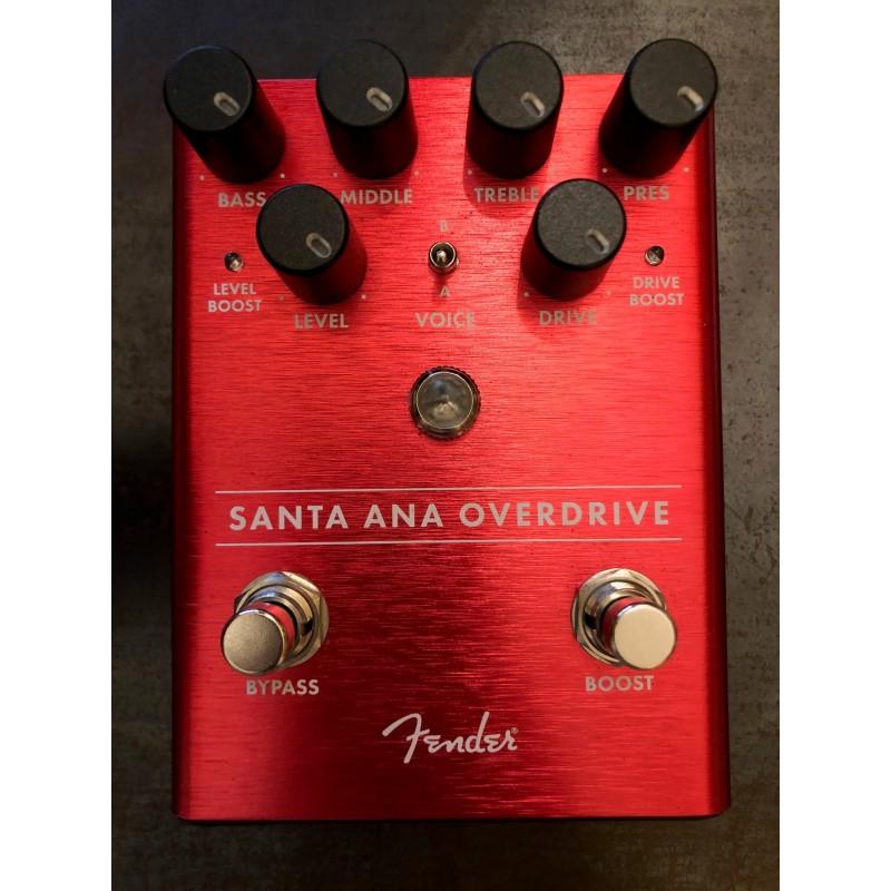 Fender Santa Ana - Pédale Overdrive