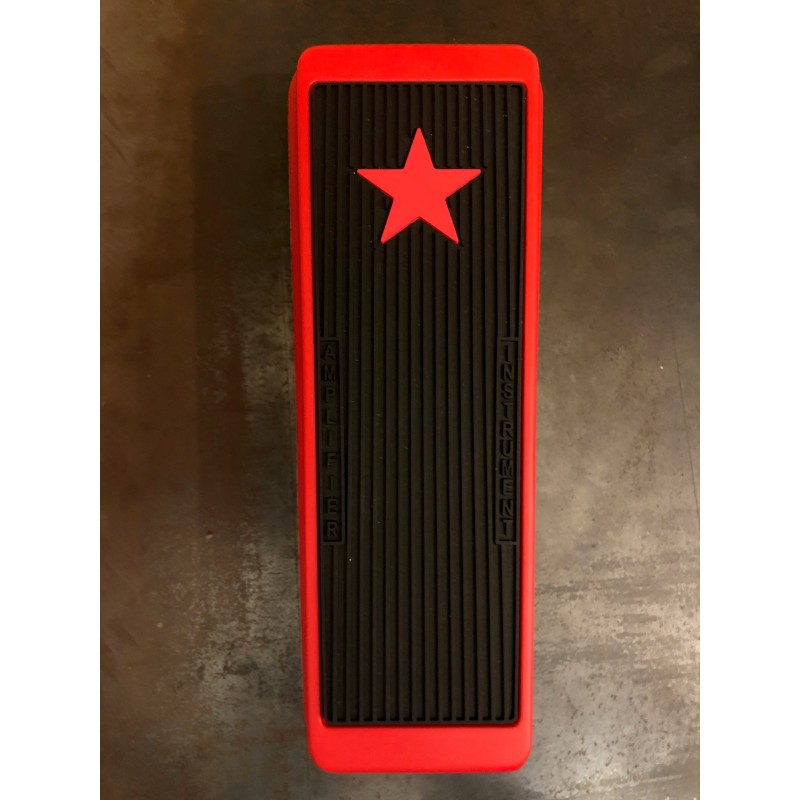 Dunlop Signature - Tom Morello Cry Baby Wah Edition Limitée