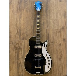 Jupiter 1423  Black/silver sparkle (1962)