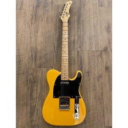 Custom 77 Locket Love- Butterscotch Blond