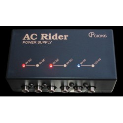 AC Rider + 6 Flex - Alimentation Multi Sorties