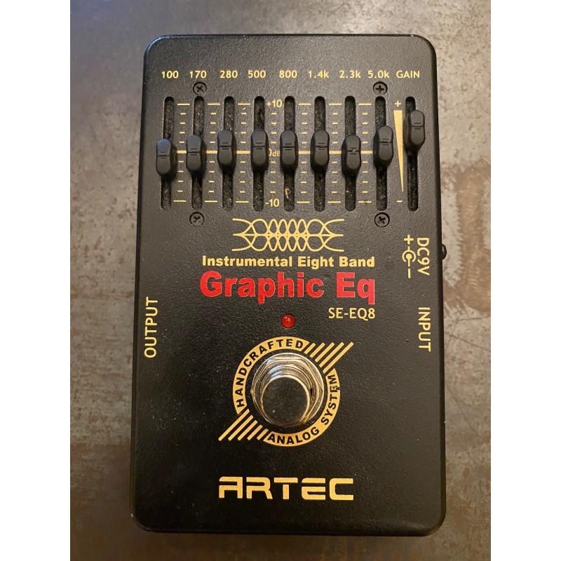 Artec SE-EQ8 Graphic EQ