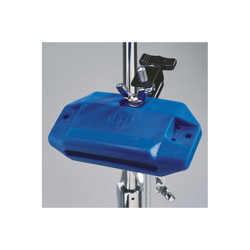 Latin Percussion Jam Block Aigu Bleu - LP1205