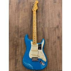 American Professional II Stratocaster®, Maple Fingerboard, Miami Blue