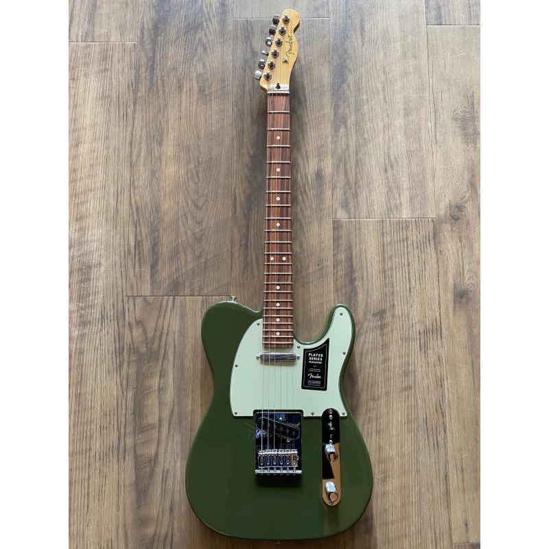 Fender LTD Player Telecaster®, Pau Ferro Fingerboard, Olive