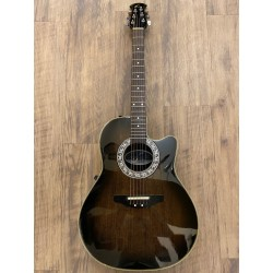 Ovation Pinnacle Black Burst